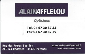 AFFLELOU OPTICIENS